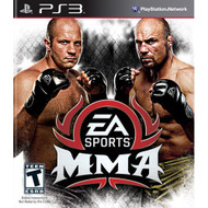 EA Sports MMA For PlayStation 3 PS3 Wrestling - EE691595