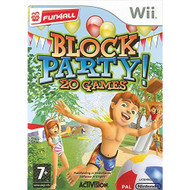 Block Party 20 Games For Wii And Wii U - EE691720