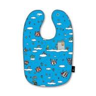 Fu-Design Double-Layer Baby Bib/dripping Bib Micro Fabric Super Easy - EE691729