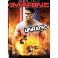 The Marine Unrated Edition On DVD With John Cena Drama - EE691849
