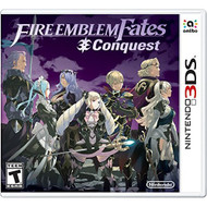 Fire Emblem Fates: Conquest Nintendo For 3DS With Manual And Case - EE691990