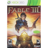 Fable III Game For Xbox 360 - ZZ692121
