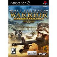 Full Spectrum Warrior Ten Hammers For PlayStation 2 PS2 10 - EE690665