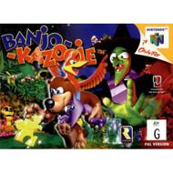 Banjo-Kazooie For N64 Nintendo - EE692201