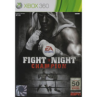 Fight Night Champion For Xbox 360 Boxing - EE692314
