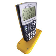 Texas Instruments Ti 84 Graphing Calculator Kit Yellow Pack Of 10  - ZZ692548