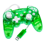 Rock Candy PS3 Controller Green For PlayStation 3 FEF740 Gamepad - EE692675