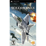 Ace Combat X: Skies Of Deception Sony For PSP UMD Shooter With Manual - EE692724