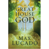 The Great House Of God By Lucado Max Scott Alan Narrator On Audio - EE693038