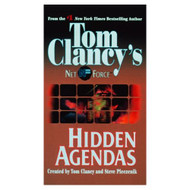 Hidden Agendas Tom Clancy's Net Force No 2 By Clancy Tom Pieczenik - EE693097