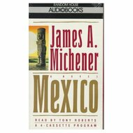 Mexico By James A Michener Tony Roberts Reader On Audio Cassette - EE693149
