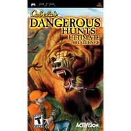 Cabela's Dangerous Hunts Ultimate Challenge Sony For PSP UMD With - EE690858