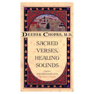 Sacred Verses Healing Sounds: The Bhagavad Gita By Deepak Chopra On - EE693239