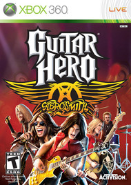 Guitar Hero Aerosmith For Xbox 360 Music - EE693564