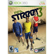 FIFA Street 3 For Xbox 360 Soccer - EE693584