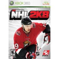 NHL 2K8 For Xbox 360 Hockey - EE693678