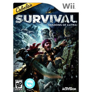 Cabelas Survival: Shadows Of Katmai For Wii - EE693684