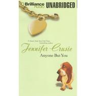 Anyone But You Crusie Jennifer Spoken Word By Crusie Jennifer Ericksen - EE693709