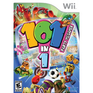101-IN-1 Party Megamix For Wii And Wii U Arcade - EE693945