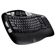 Logitech K350 2.4GHZ Wireless Keyboard With Unifying Receiver - ZZ694037