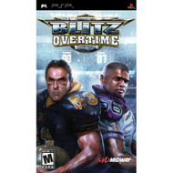 Blitz Overtime Sony For PSP UMD Football - EE694134