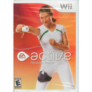 Active Personal Trainer For Wii Fitness And Health With Manual And - EE694146