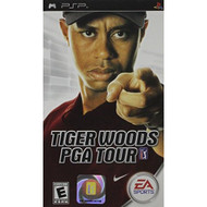 Tiger Woods PGA Tour Sony For PSP UMD Golf With Manual And Case - EE694176