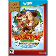 Nintendo Selects: Donkey Kong Country: Tropical Freeze For Wii U - EE694183