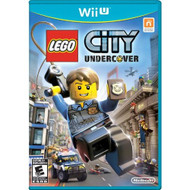 Lego City: Undercover For Wii U - EE694187