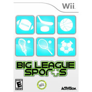 Big League Sports For Wii Baseball - EE694272