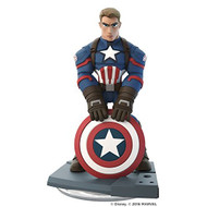 Captain America Disney Infinity Marvel Figure Loose No Card Character - EE694356