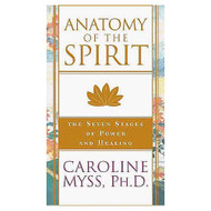 Anatomy Of The Spirit: The Seven Stages Of Power And Healing By - EE694414