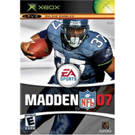 Madden NFL 07 Xbox For Xbox Original Football With Manual and Case - EE694694