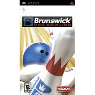 Brunswick Pro Bowling For PSP UMD With Manual and Case - EE694802