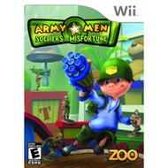Army Men Soldiers Of Misfortune For Wii And Wii U - EE694812