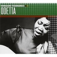 Odetta Vanguard Visionaries By Odetta On Audio CD Album 2007 - EE694841
