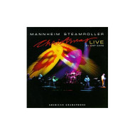 Christmas Live By Mannheim Steamroller On Audio Cassette - EE695078