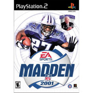 Madden NFL 2001 For PlayStation 2 PS2 Football - EE695150