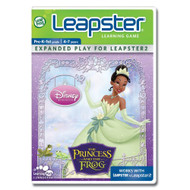 Leapfrog Leapster Learning Game: Disney The Princess And The Frog For - EE695316