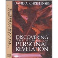 Discovering The Power Of Personal Revelation On Audio Cassette - EE695318