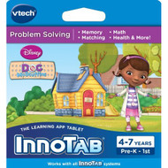 Innotab Software Disney's Doc Mcstuffins For Vtech - EE695476