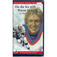 On The Ice With Wayne Gretzky By Matt Christopher On Audio Cassette - EE695589