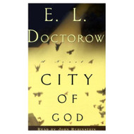 City Of God By Doctorow El Rubinstein John Reader On Audio Cassette - EE695593