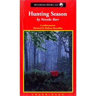 Hunting Season Unabridged Audiobook Recorded Books By Barr Nevada - EE695641