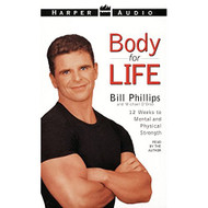 Body For Life By Phillips Bill On Audio Cassette - EE695719