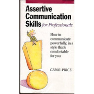 Assertive Communication Skills For Professionals On Audio Cassette - EE695777