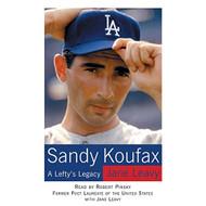 Sandy Koufax: A Lefty's Legacy By Leavy Jane Leavy Jane Reader Pinsky - EE695780
