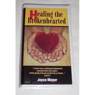 Healing The Brokenhearted Joyce Meyer By Joyce Meyer On Audio Cassette - EE695818