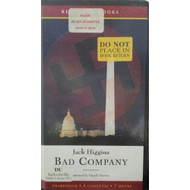 Bad Company By Higgins Jack Macnee Patrick Narrator On Audio Cassette - EE695837