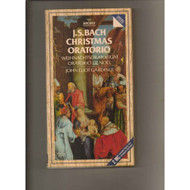Christmas Oratorio By Gardiner/ebs On Audio Cassette - EE695883